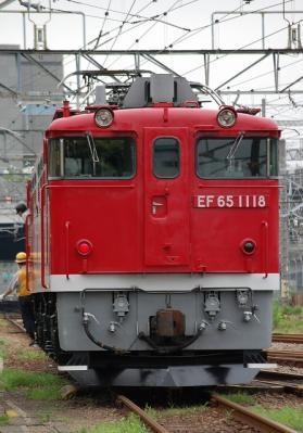 EF65 1118