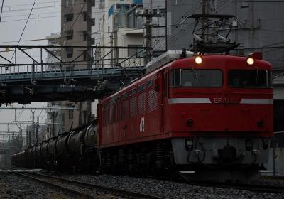 5388レ EF81 87+タキ+トキ
