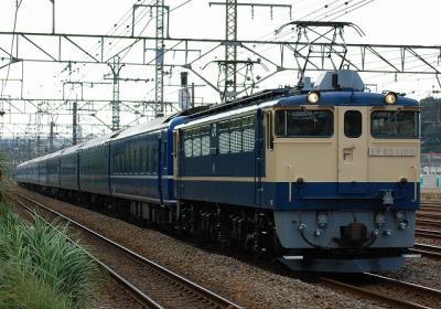 配9786レ EF65 1106+14系10B