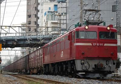 96レ EF81 80+コキ20B