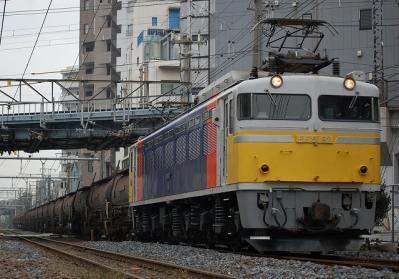 5388レ EF81 92+タキ+トキ
