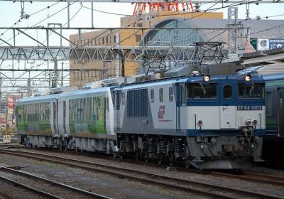 9275レ EF64 1003+HB-E300系2B