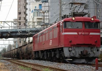 5388レ EF81 133+タキ12+トキ6