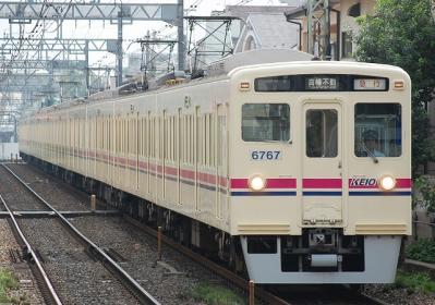 No.21 6412F+6017F 急行高幡不動行