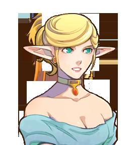 エルフの女王