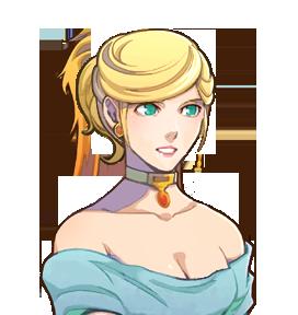 エルフの女王(人間バージョン)