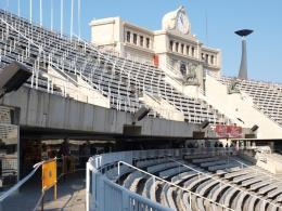 バルセロナオリンピックスタジアム
