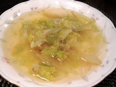 白菜スープ(2)ソーニャさん