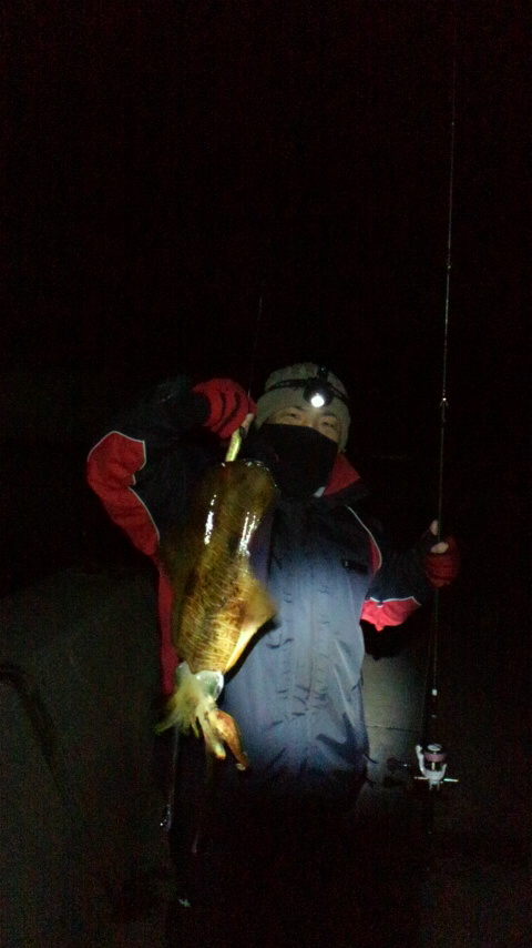 釣りバカ1.8キロ