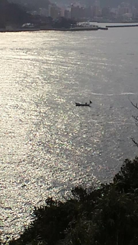 関門海峡釣り