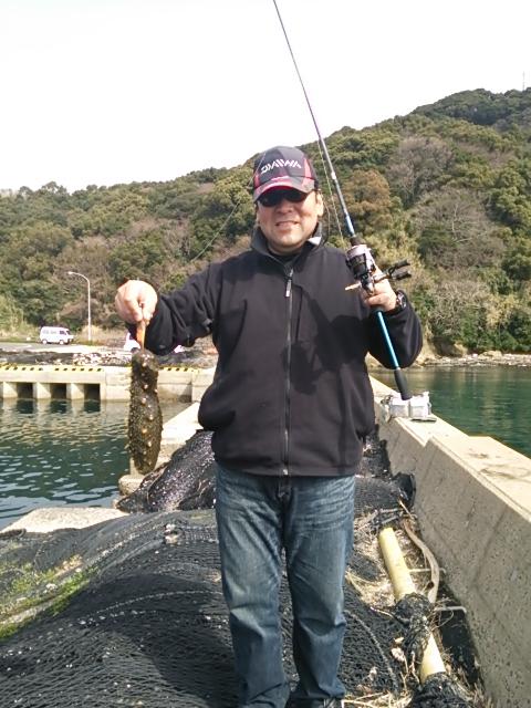 釣りバカ ナマコ