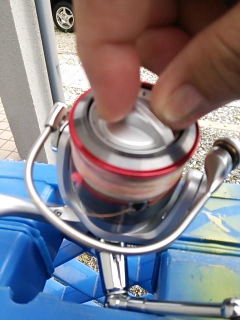 リール洗い1