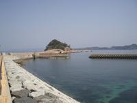 飛島釣り公園1
