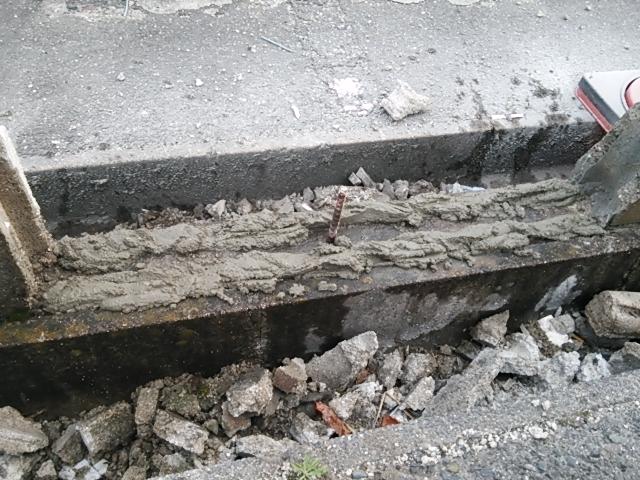 ブロック修理4