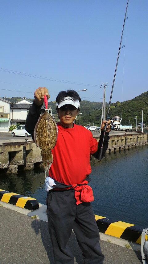6月8日釣り1