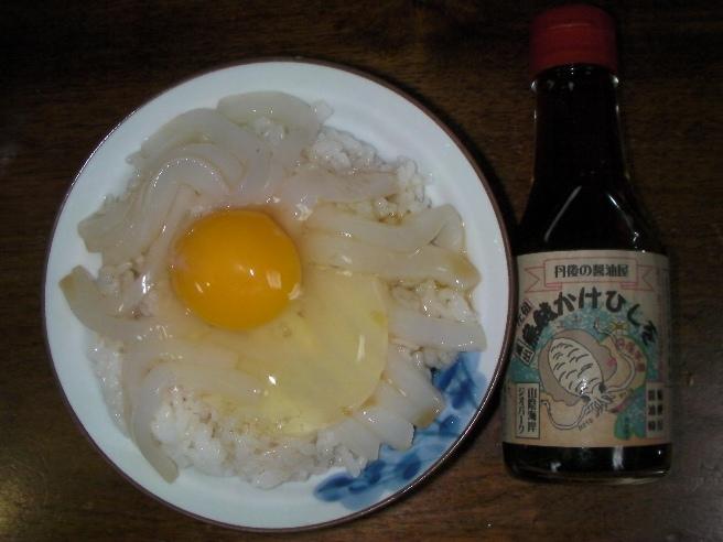 イカの卵8
