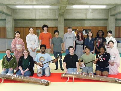 留学生のための日本文化体験