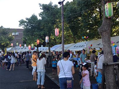 石川市民センター夏祭り