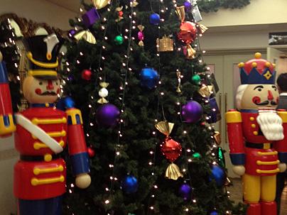 横田基地・クリスマスパーティー