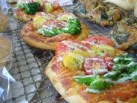 野菜フォカッチャ1