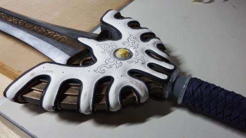 A様 ドラゴンクエスト ロトの剣 攻略本の表紙ver ラーミア装着