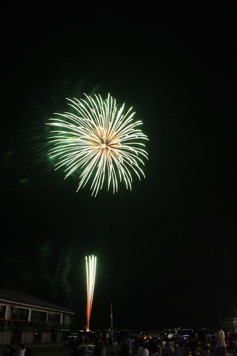 四倉花火大会2011年
