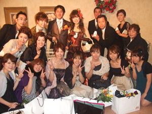 宝満さん結婚式2