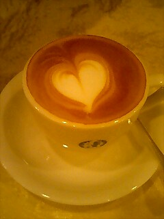 ハートコーヒー