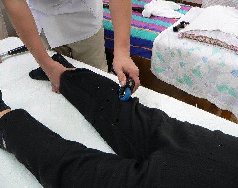 下腿部の治療
