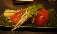 名古屋  冷やしトマト