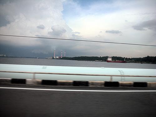 マレーシアとシンガポールの橋