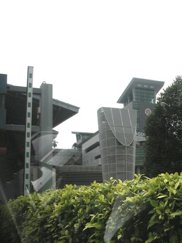 シンガポールイミグレ