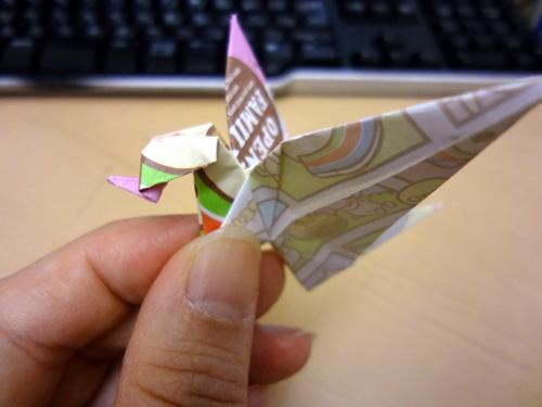 吉澤章の羽ばたくハト