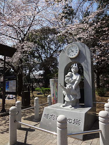 上野公園 桜 2012