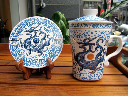 青龍 マグカップ