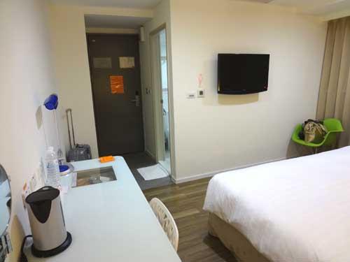 高雄秝芯旅店、Legend Hotel