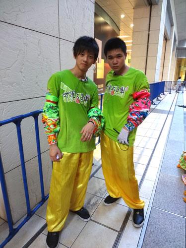 汐博2012 電音三太子
