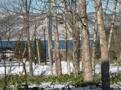 12月29日の屈斜路湖