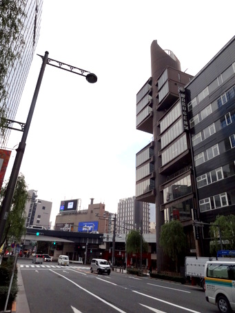 静岡放送東京支社ビル6