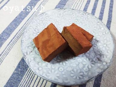 生チョコ紅茶