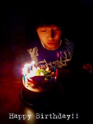 10才誕生日1