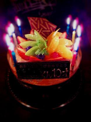 10才誕生日