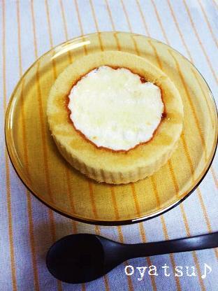柚子とジンジャーのロールケーキ