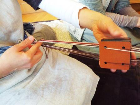 カード織り1
