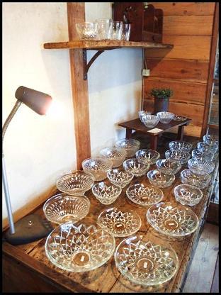 暮らしのガラス食器展2