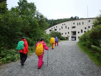 国民宿舎立山荘