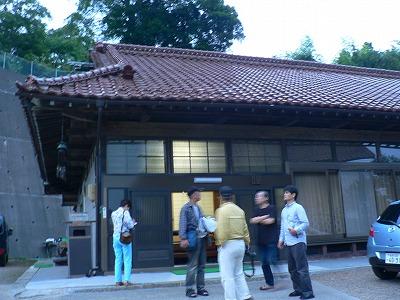 久保田叔父の相馬の自宅