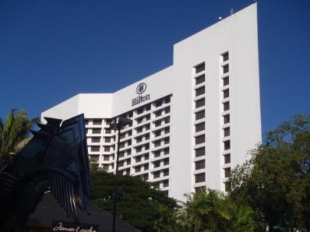 クチン・ヒルトンホテル