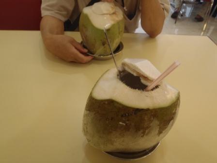 ココナッツドリンク♪