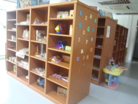 資料・おもちゃ図書館
